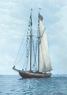 Thuyền Bluenose